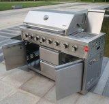 Cucina esterna commerciale del BBQ dell'acciaio inossidabile di alta qualità