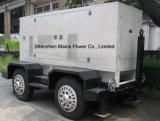 Type de remorque Générateur de centrale électrique mobile 200kVA 160kw