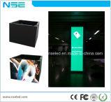 Fissato al muro dell'interno P4.81 con Installtion veloce per il centro commerciale che fa pubblicità alla visualizzazione di LED