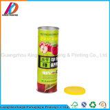 De grado alimentario Bio-Degradable tubos de papel Kraft cartón rígido