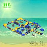 0.9mm PVC防水シートスポーツのための巨大で膨脹可能な水公園