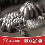 Aço carbono sem costura Cotovelo de raio curto