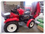 Tractor van de Lagere Prijs van de Prestaties van de Levering van de fabriek de Goede 15HP