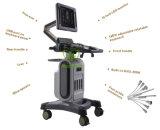 Mon-A034A L'équipement médical 4D numérique complet Échographie Doppler