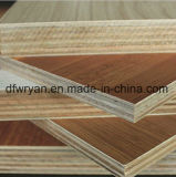 2018 Grado de papel de melamina muebles de madera contrachapada frente