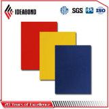 Фасада сбывания 4ft*8ft Ideabond панели стены горячего 4mm внешнего алюминиевые
