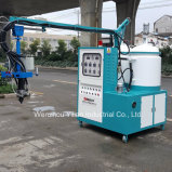 Type banane basse pression pu verser de la machine