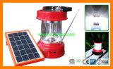 Sbp super LED rechargeable Lampe de poche solaire pour le camping