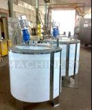 Het Koelen van de Melk van het Roestvrij staal 5000L van het voedsel Sanitaire Tank (ace-znlg-2A)