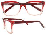 最新の卸し売り方法Eyewearの接眼レンズの女性の光学フレーム