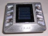 Marqueur de la route réfléchissant LED solaire Road goujon en plastique