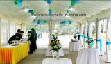 15x15m belle fête Banquet tente de renom (PT1500)