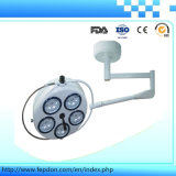 Lampada mobile chirurgica diritta di di gestione del foro LED (YD01-4 LED)