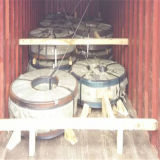 Tira del acero del ms carbón de la alta calidad en bobina