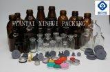 10cc het Flesje van het glas met RubberKurk en GLB voor Farmaceutische Verpakking