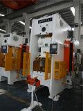 110 Ton Semiclosed Pressione a máquina de estamparia de metal