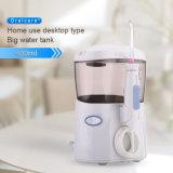 Design de moda com grande depósito de água para a higiene bucal Flosser Água