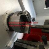Всеобщие горизонтальные подвергая механической обработке механический инструмент & Lathe башенки CNC Vck6166 плоский для металла вырезывания поворачивая