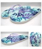 Les femmes pantoufles PE/PVC/TPR/EVA sandale Chaussures Flip Flop (22LG)