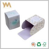 L'abitudine profuma le scatole di cartone del documento del pacchetto delle estetiche