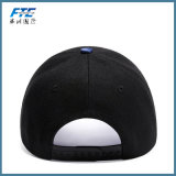 Chapéu em branco do Snapback do boné de beisebol do OEM de 6 painéis para a promoção