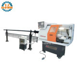 Ck0640高精度の小型旋盤小型CNCの回転旋盤機械