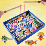 Aimant électrique de jeu de pêche de jouet de gosses