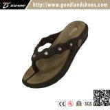 Casual Flip flop Comfortable Women Brown Shoes 20259