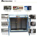 Инкубатор цыплятины CE утвержденный промышленный автоматический для 5000 цыплят