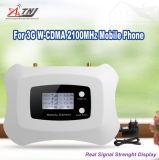 2100MHz移動式シグナルの中継器3Gのブスターの携帯電話のシグナルのアンプ