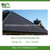 Каменный Coated лист крыши (плитка гонта)