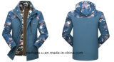 Fashionable Mens Print Mountaineering Jacket