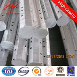 Bitumen 60FT Ngcp Galvanized Electric Steel Pole