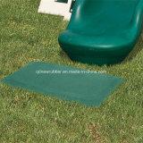 Garniture en caoutchouc d'oscillation de stationnement de sûreté extérieure de jardin