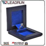 El papel de regalo joyero de madera Caja de almacenamiento de joyas Joyero Embalaje caja de embalaje Caja de cuero de regalo de papel Set la caja de vidrio (YL01).