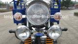 Motocicleta da roda do quilograma três