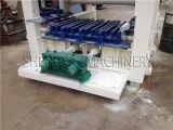 Machine van het Blok Hydroform van de Technologie Qt10-15 van Duitsland de volledig Automatische Concrete Holle in Afrika