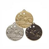 Cheap Custom Médailles de natation de Métal 3D