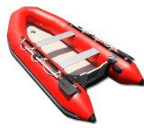 Aqualand 11футов 3,2 м резиновые Rescue/военных надувной моторной лодке (aql320)