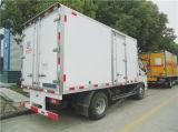 Camion chaud de réfrigérateur de Van 5tons Small de cargaison de congélateur de Foton 4X2 de vente