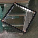 Taille personnalisée 5-10mm 6-21A Low-E en verre trempé transparent creux