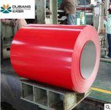 직접 제조에서 Ral 색깔에 의하여 입히는 강철 코일 PPGI