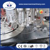 Máquina de rellenar plástica automática de la presión negativa de la botella del precio de fábrica