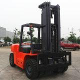 Carga Ca de Fd60 6000kg [Forklift do diesel de Pacity 6ton