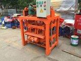 Ручной конкретный полый блок делая машину/конкретную блокируя машину блока