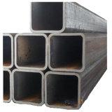 Tubo dell'acciaio del quadrato del ferro del carbonio del nero del materiale da costruzione