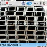 GB / la norma JIS Canal Universal de los tamaños de acero de acero para construcción