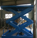 Il carico idraulico di sollevamento del magazzino della piattaforma stazionario Scissor la Tabella di elevatore