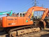 Máquinas escavadoras originais usadas Hitachi Ex200-5 de Japão para a venda