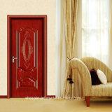 中国の製造業者の手頃な価格の塗られた鋼鉄内部ドア(sx-15-0059)